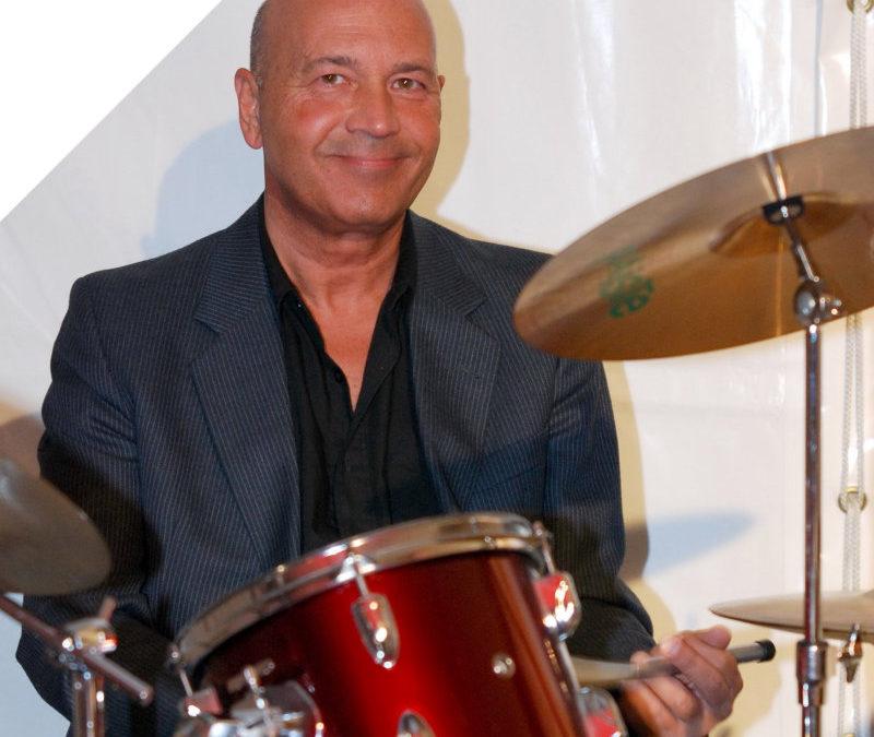 Schlagzeuger Manfred Hausleitner