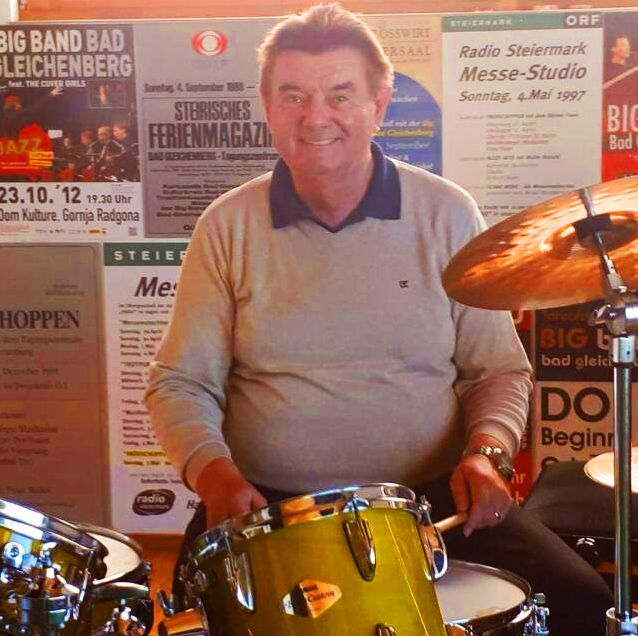 Paul Jank – Drummer
